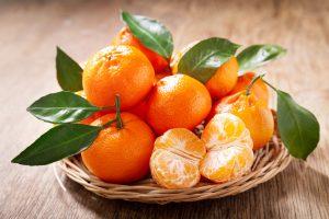 Tangerina: fruta do outono