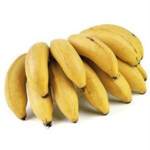 Banana-maçã: fruta do outono